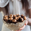 Raw Vegan Snickers Truffles & Gift Idea