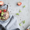 10 Minute Chocolate  Nice Cream (Paleo, Vegan & Dairy Free)
