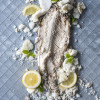 Video: Easy & Juicy Salt Crusted Whole Fish