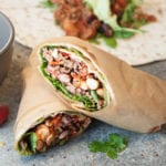 Meat lovers Chilli con Carne Wrap