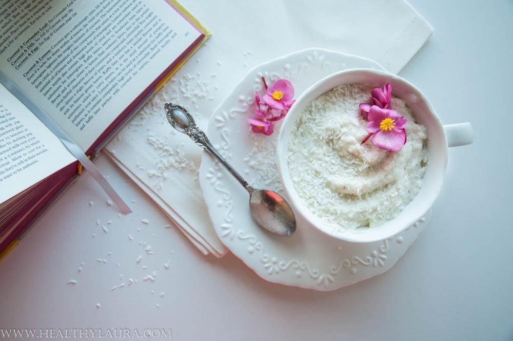 Sugar Free Coconut Mousse