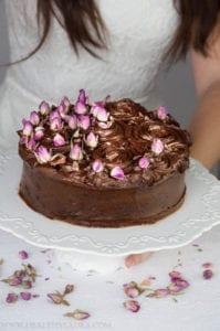 Paleo Chocolate Mud Cake