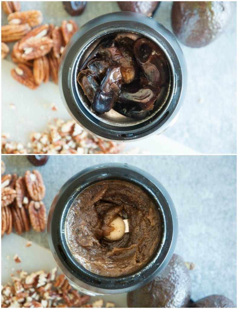 How to make Dates Caramel