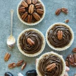raw-mini-chocolate-pecan-tarts-2