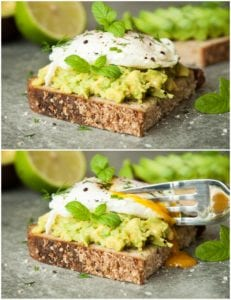 smashed-avocado-with-poached-egg