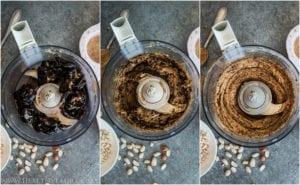 Dates Caramel for Paleo Chocolate Pecan Tart