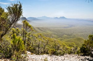 Western Australia, Sirling Range National Park, Bluff Knoll