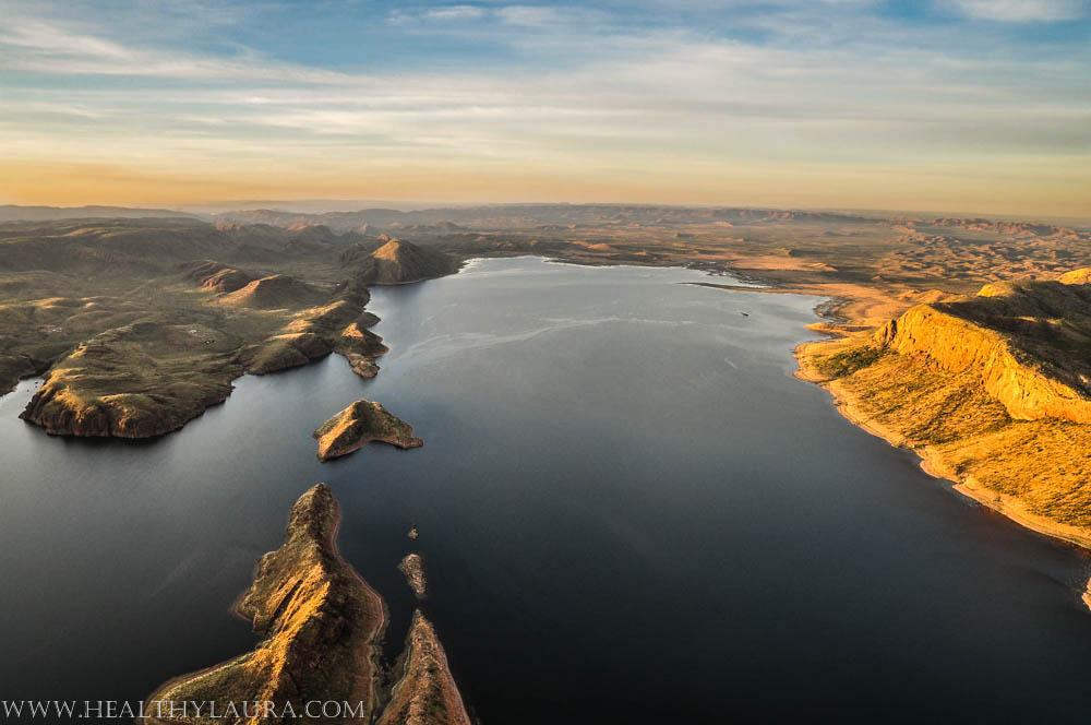 Western Australia, Lake Argyle