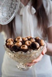 Rawe Vegaqn Snickers Truffles
