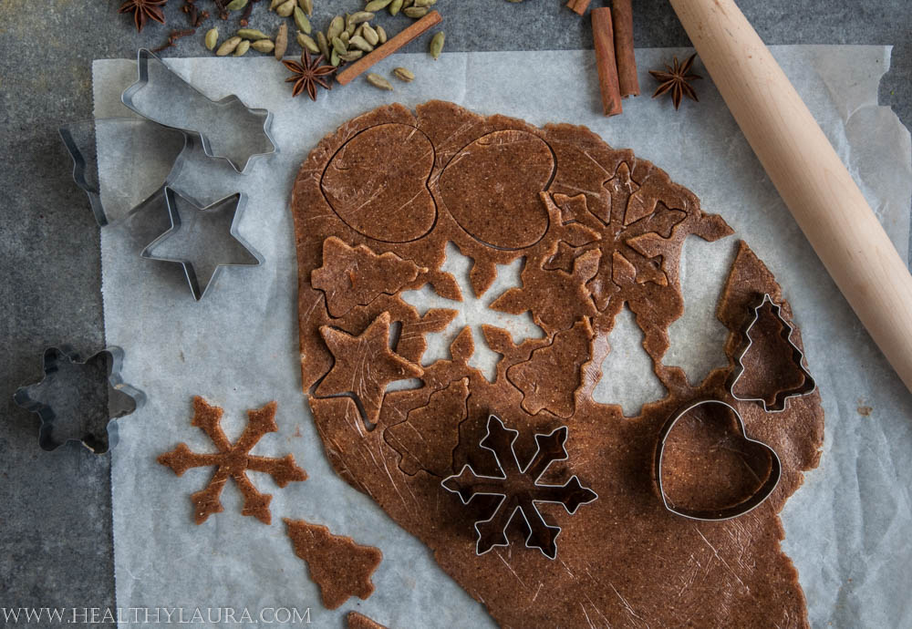 Vegan Paleo Gingerbread