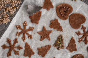 Vegan Paleo Gingerbread