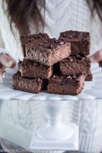 Secretly Veggie Brownies
