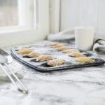 Gluten Free Almond Meal Paleo Madeleines