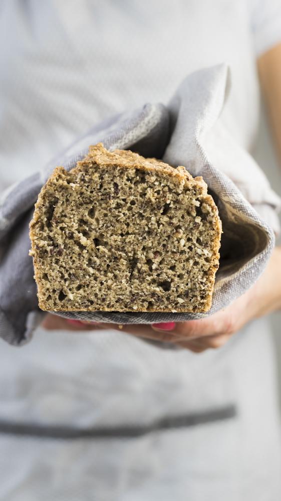 My Favourite Sandwich Bread (Paleo, Grain-Free, Gluten-Free, Dairy-Free, Refined Sugar-Free)