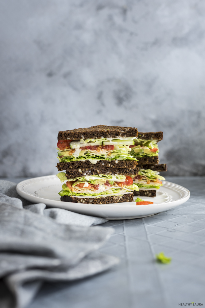 Sandwich - Food Photography: What is the best camera for food photography? Light!