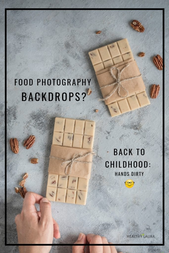 Cheap Food Photography Backdrops Diy Save Space