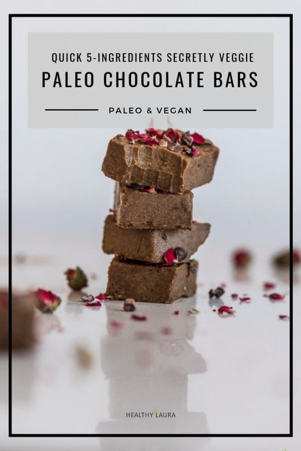 Paleo Chocolate Bars by Healthy Laura Food Photography. HealthyLaura @healthylauracom turmeric No Bake Fudge Bars, dessert bars, Avocado Chocolate recipe, easy chocolate bars bread, dairy free recipes paleo, quick paleo, easy paleo chocolate, paleo quick turmeric bread. #veganpaleo #paleochocolatebars #paleochocolatedessert #nobakebars