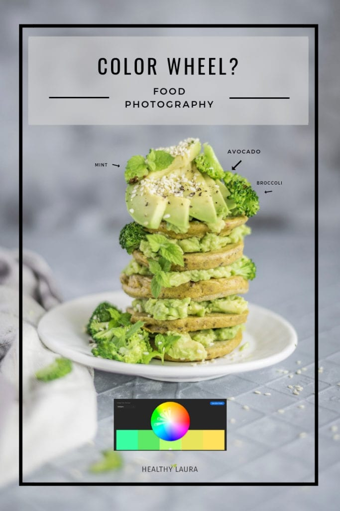 Adobe Color CC _ Color Wheel_ Food Photography & Styling_ Healthy Laura