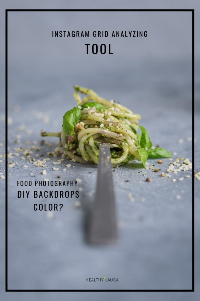 Diy Photography Backdrop For Food Blog With Texture Healthylaura
