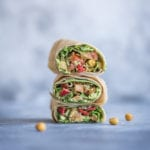 Homemade Basic Buckwheat Wrap (5 main ingredients) - Healthy Laura - Food Photography