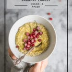 Mango Chia Pudding Bowl by Healthy Laura Intuitive eating. HealthyLaura @healthylauracom paleo, vegan mango, paleo mango recipes, dairy-free mango recipes, hmango recipes, paleo brunch, yummy paleo, paleo healthy recipes, mango, mango chia, breakfast bread, keto paleo milk and vegan milk recipe. #paleorecipes #dairyfreerecipes #veganrecipes
