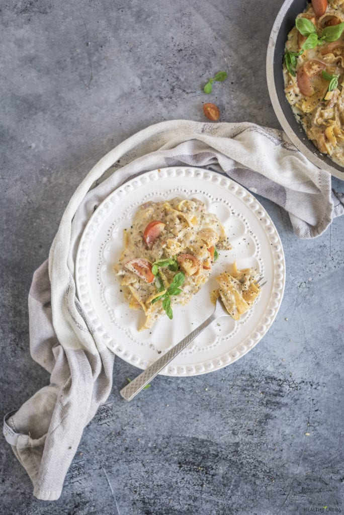 Paleo Butternut Pumpkin Pasta_ Healthy Laura_ Food Photography & Styling