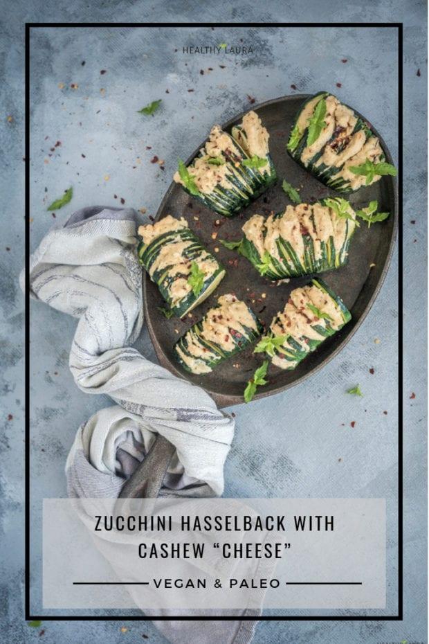 Zucchini Hasselback Paleo by Healthy Laura Food Photography. HealthyLaura @healthylauracom vegan zucchini recipe, vegan zucchini recipes, zucchini recipes keto, paleo zucchini side dish, zucchini paleo, paleo zucchini garlic, zuchini recipes, zuchinni recipes keto, zuchinni keto, low carb, yummy low carb paleo, low carb healthy recipes, paleo zucchini, paleo recipes. #paleozucchinirecipes #paleozucchini #paleozucchinirecipe #lowcarbzucchini