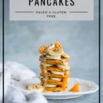 Healthy Laura Pumpkin Pancakes by Healthy Laura Food Photography & Styling. @healthylauracom paleo, paleo breakfast recipes, pancake recipes, butternut squash recipes, pumpkin sauce, paleo brunch, yummy paleo, paleo healthy recipes, butternut pumpkin, autumn, fall, paleo pumpkin and paleo pancake recipe. #paleorecipes #dairyfreerecipes