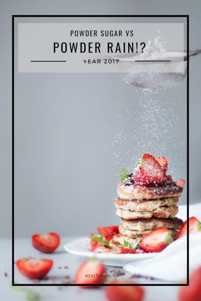 Food Photography Lens_ powder sugar_ lens_ rain_ Healthy laura_ Food Photography & styling_ Food Photography & styling composition and my photography inspiration & ideas to blogging inspiration and resources on instagram photography. #foodphotography #foodstyling #foodcomposition #foodblogging #foodblogtips