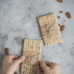 Tahini Pecans Chocolate Fudge_ Healthy Laura_ Food Photography & Styling