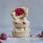 Vegan Tahini Raspberry Cupcakes_ Healthy Laura_ Food Photography & Styling