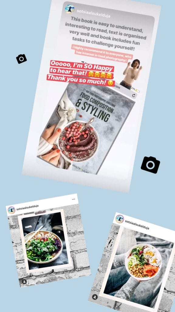 Reviews for Learn food photography 21-day challenge by Healthy Laura Food Photography & Styling @healthylauracom .jpg11